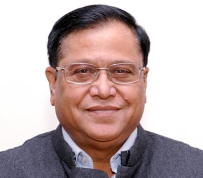 Dr. V. K. Saraswat