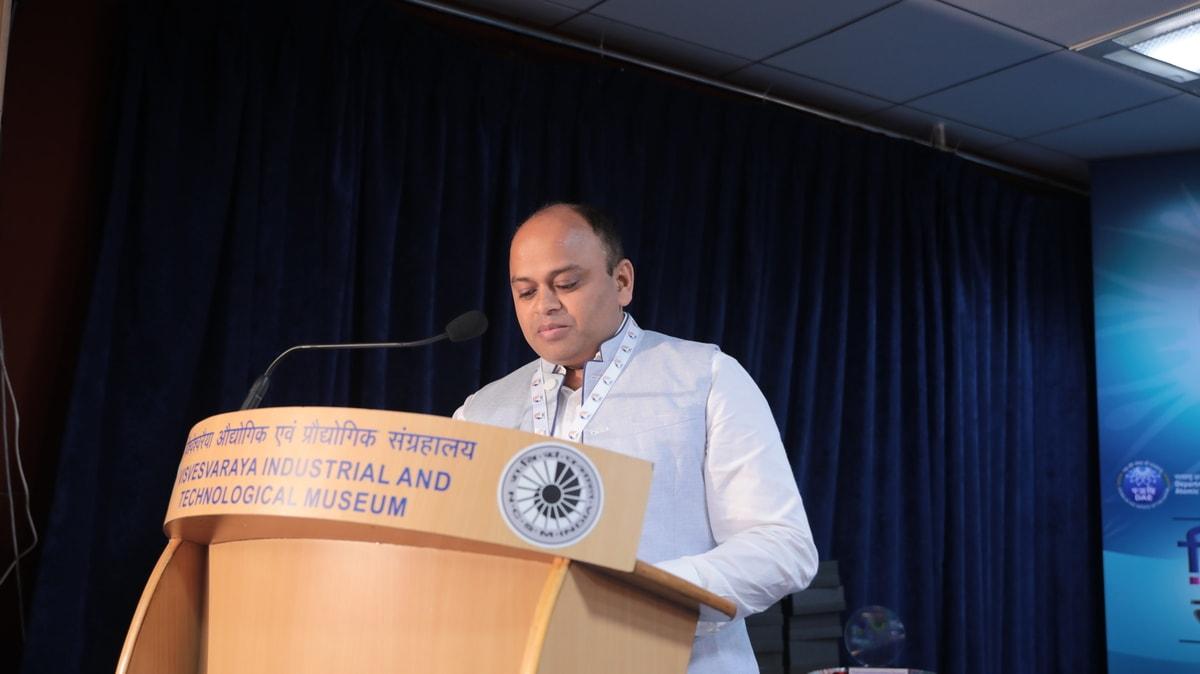 Inaugural function of Vigyan Samagam
