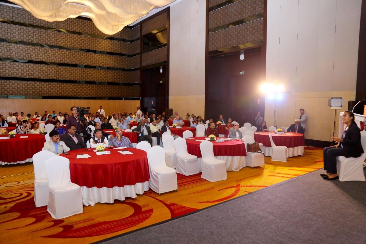 Swiss Science Slam Bengaluru