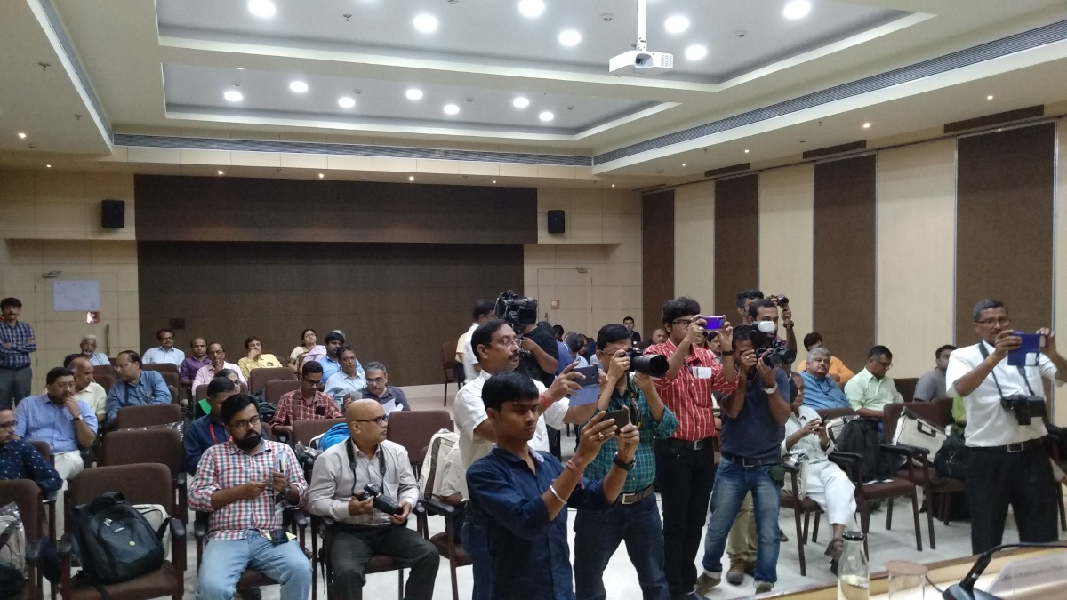 Curtain Raiser Kolkata 31st October 2019