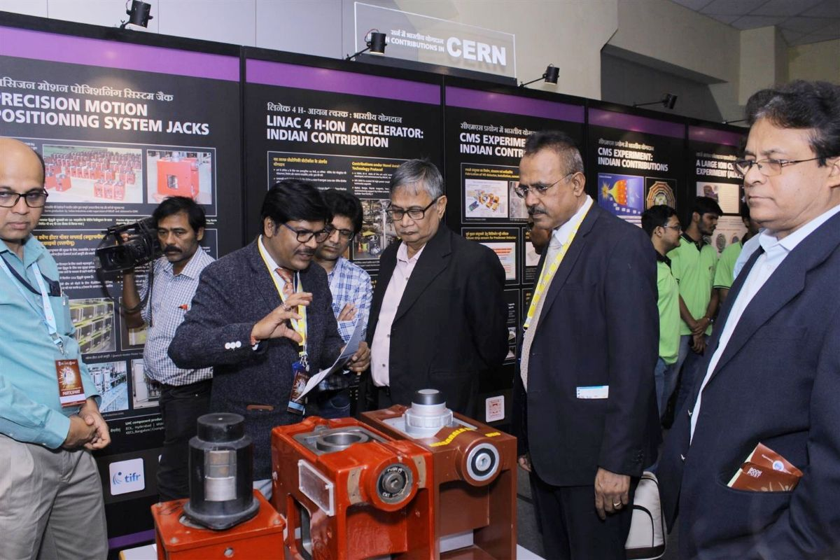 Mega Science Exhibition at Kolkata