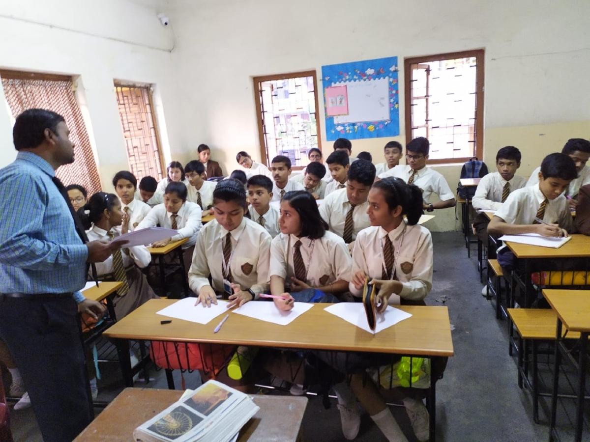 School Outreach: Julien Day